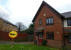 3 bedroom end terrace house for sale in Preston Close, Thornwell, Chepstow NP16 - 32568264