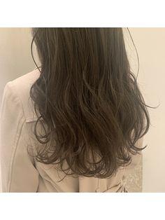オリーブ系ダークカラー イルミナカラー 担当 齋藤 Long Hair Styles, Beauty, Long Hairstyle, Long Haircuts, Long Hair Cuts, Beauty Illustration, Long Hairstyles, Long Hair Dos