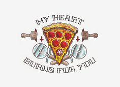 My heart burns for you