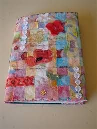 Image result for fabric books