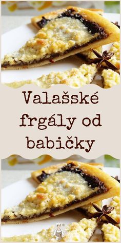 Slovak Recipes, Czech Recipes, Helathy Food, Breakfast Quotes, Christmas Sweets, Food Hacks, French Toast, Food And Drink, Cooking Recipes