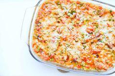 Romige ovenschotel met kip, perfecte peutermaaltijd #4