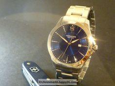 Victorinox Alliance Sonderedition mit Messer - Quartz Armbanduhren - Gold Watch, Quartz, Watches, Accessories, Bracelet Watch, Wristwatches, Clocks, Jewelry Accessories