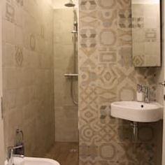 Risultati immagini per bagno piccolo bagno pinterest small space bathroom tiny bathrooms - Bagno piccolissimo in camera ...