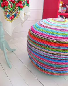 Color - stripes  Knitting inspiration / ideas