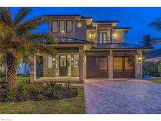 272 Mooring Line Dr Naples Fl 34102 Waterfront New