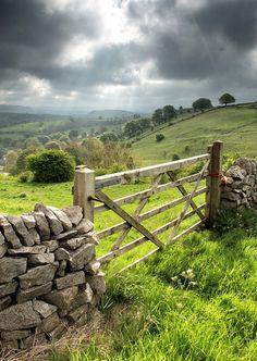 Peak district, UK by Alan Chapman, so lovely