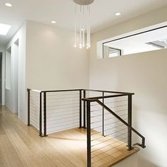 Steel Cable Railing Design, Pictures, Remodel, Decor and Ideas - page 2