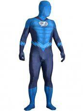 Blue Lantern Lycra with Muscles Blue Lantern, Super Hero Costumes, Wetsuit, Lanterns, Tights, Shades, Cosplay, 3d, Superhero