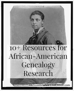 Delving into the African-American genealogy research of my ancestors' slaves, I recognized a large and important gap in my research knowledge. What follows are some great resources for researching African-American genealogy. This is not a complete list (nor is it meant to be). Let't get started learning together!