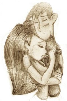I was listenig to Paramore-Decode so i drew this...