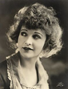 Betty Compson by Witzel
