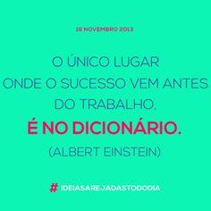 18/11/2013 #ideiasarejadastododia