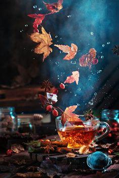 Briar tea with autumn swirl by Dina Belenko on 500px