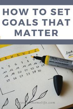 #goals #goalsetting #meaningfulgoals #lifegoals