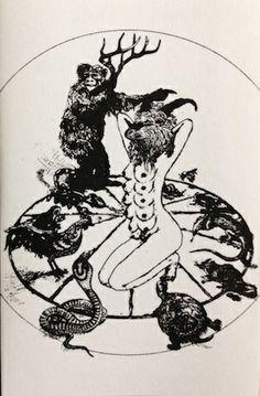Rodger Stella - The Electric Zodiac II (tape, AA, 2008)