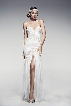 Corette Dress, POA, Pallas Couture Stockists: (02) 9358 5761