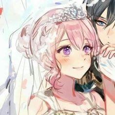Icon compartidos - 💍 Matrimonio 💍 - Página 2 - Wattpad Anime Cupples, Cute Anime Chibi, Kawaii Anime, Anime Best Friends, Anime Couples Drawings, Anime Couples Manga, Avatar, Cute Anime Coupes, Cute Anime Profile Pictures