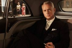 Roger Sterling is simply the best thing going on 'Mad Men.'