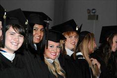 Class of 2012 graduation.