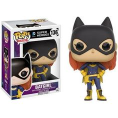 [DC: Batman: Pop! Vinyl Figure: Modern Batgirl (Product Image)] - Ellie S
