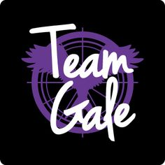 "I don't do the ""team thing"", but after reading the books, I am 100% Team Gale"