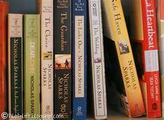 Nicholas Sparks is amazing!