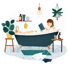 The Perfect Bath by Clare Owen