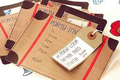 Paddington Bear Party Ideas   Free Printables | Party Delights Blog