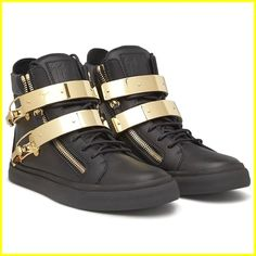 37a392e082b Sneakers - Sneakers Giuseppe Zanotti Design Men on Giuseppe Zanotti Design  Online Store - Autumn-Winter Collection for men and women.