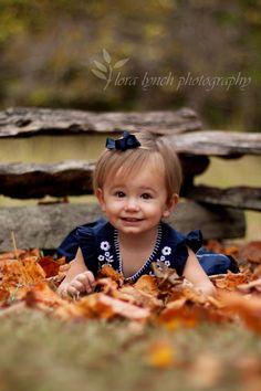 Fall. @Michelle Patton-Photography  Cute pose!