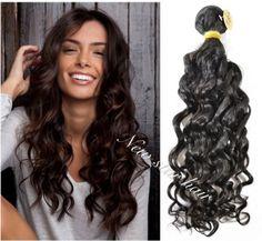 Weave Extensions Virgin Hair Atlanta Star Weaves Ps Natural Pieces Wavy