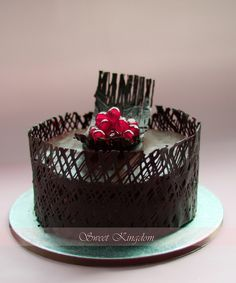 Black Forest Cake | Flickr - Photo Sharing!