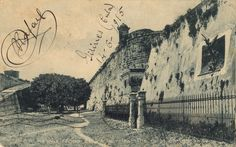 castillo de San Carlos de la cabaña la-Habana,año 1915.