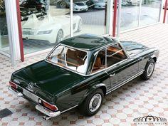 Mercedes-Benz 280 SL Pagode Cabrio - Auto Salon Singen