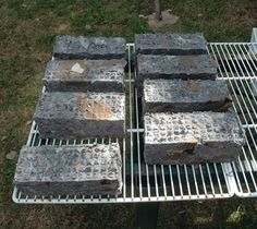 Use Shredded Paper to Make Bricks for Fuel - Perfect for reusing ...