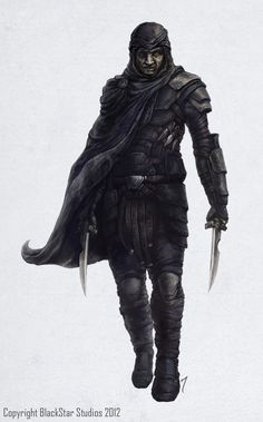 fremen assassins - Google Search