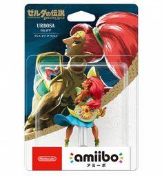 Grab the urbosa Amiibo for Zelda breath of the wild all Amiibo just look so amazing #zelda #amiibo