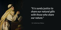 """""""Thankfully, we belong to a Church that cares. Our Church is brimming with people who know our pain and who feel our loss. When we feel abandoned or alone, we can simply turn our eyes to the saints and plead for comfort from the people who have """"been there, done that"""".""""  Finding Heaven on the Way to Heaven: St. Catherine of Siena on Loneliness and Contentment https://www.catholicsingles.com/blog/finding-heaven-st-catherine-siena-loneliness-contentment/  #CatholicSingles #CatholicDating…"""