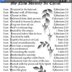 New Testament promises from God