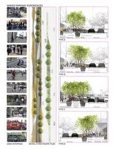 streetscape concept boards - Google Search