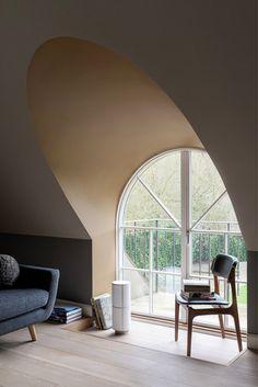 Una casa de campo diseñada por Norm Architects Interior Minimalista, Inspirations Magazine, Color Beige, Nordic Style, Bubbles, Windows, Decor, Minimalist Bathroom, Minimalism