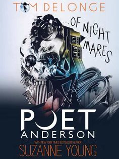 Poet Anderson...Of Nightmares — In this exciting fantasy, a teen must navigate a gritty dream world in order to save his brother. Read More: https://www.forewordreviews.com/reviews/poet-anderson-of-nightmares/?utm_source=pinterest&utm_medium=social&utm_campaign=