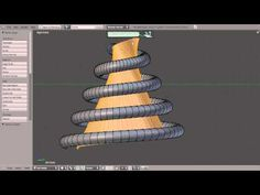 Blender - L'outil Screw - YouTube