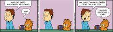 Garfield by Jim Davis for Dec 27, 2017 | Read Comic Strips at GoComics.com