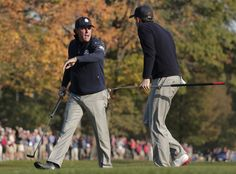 Phil Mickelson  2012 Ryder Cup
