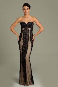 Jovani 78424 // halloween wedding dress