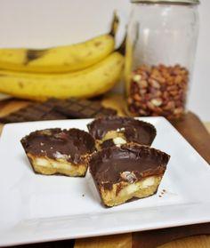 This Rawsome Vegan Life: bananas, peanut butter & chocolate - OH MY!