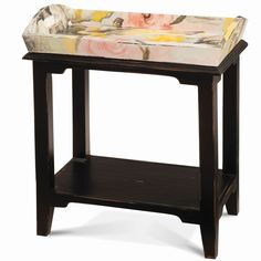 This Morgan Tray Table features an exquisite, simple design. It adds an extra dash of happiness to any corner of your home... #thebrambleco #furniture #traytable