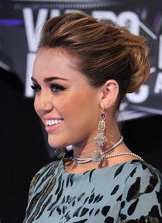 Miley Cyrus Piercing